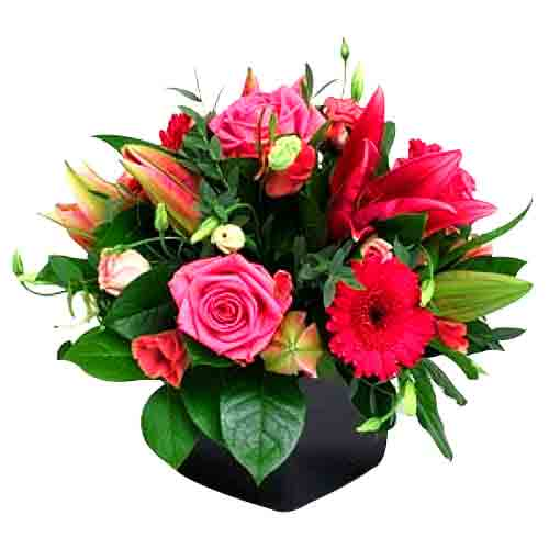 Same Day Delivery of Flower Basket