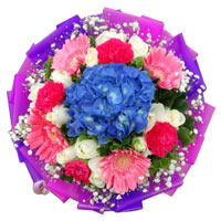 Send Flowers to Singapore