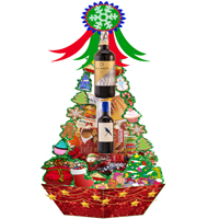 Welcoming Gift Basket with Your Choice of Gourmet Collection<br>