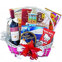 Breathtaking Grand Finale Gourmet Gift Basket