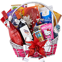 Ravishing Sweet Splendor Gourmet Gift Basket<br>
