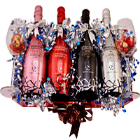 Awe-Inspiring Favorite Wine Gift Basket