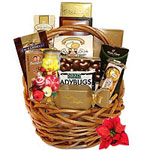 Christmas basket for you