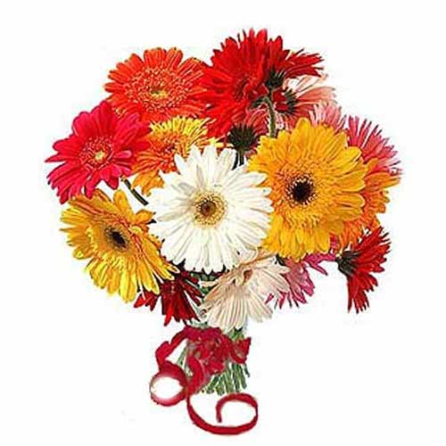 Seasonal Flowers Bouquet to Singapore