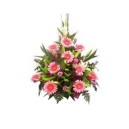 Lovely and Luscious Flower Bouquet