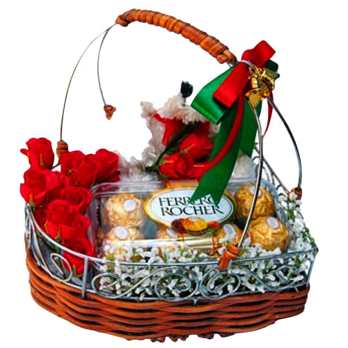 Gifts Basket to Singapore