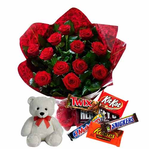 Send Roses to Singapore, Same Day Delivery