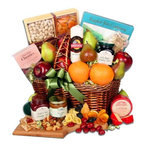 Fresh Seasonal Fruits and Gourmet Delights